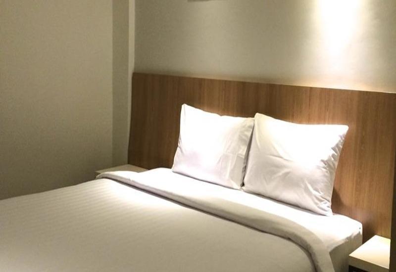 Hart Hotel Lombok - Kamar tamu