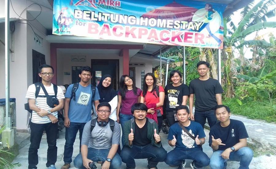 Belitung Homestay Backpacker Belitung -