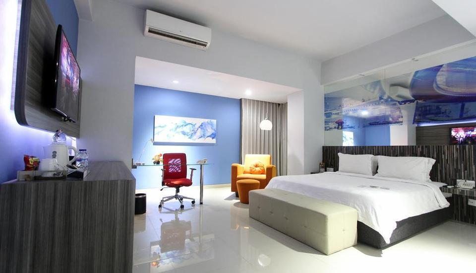 G Suites Hotel Surabaya - Grand Gallery Regular Plan