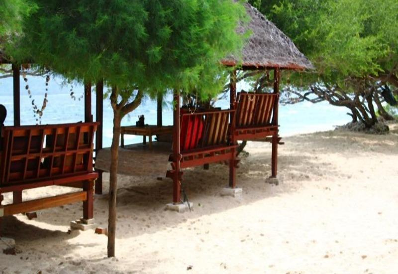 Birumeno Beach Bungalow Lombok - Pemandangan laut