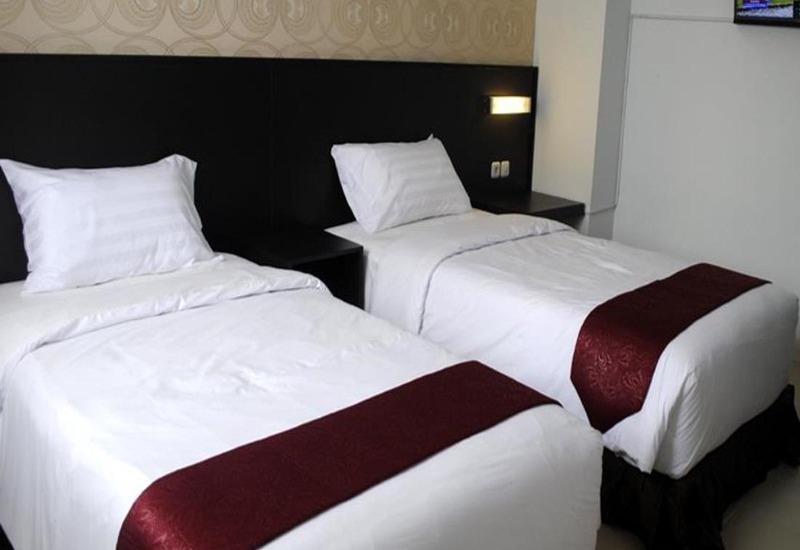 Grand Hotel Sampit - Kamar tamu