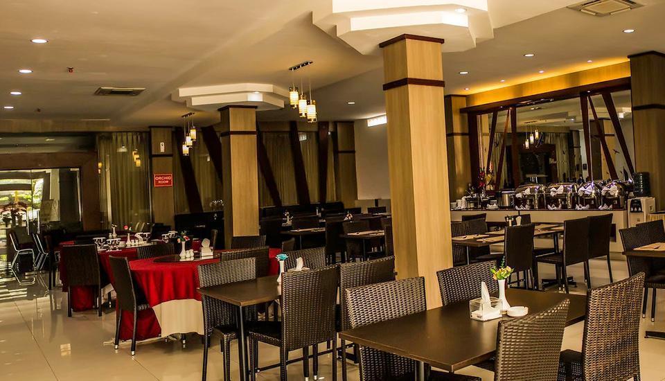 Grand Hotel Sampit - Restoran