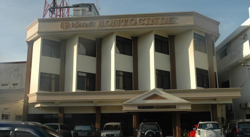 Hotel Bontocinde Makassar - Tampilan Luar Hotel