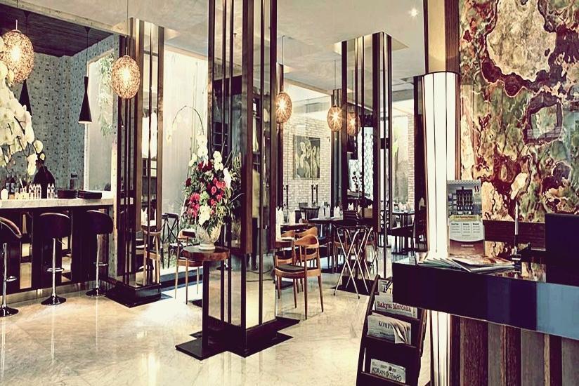 Sotis Hotel Jakarta - Restaurant