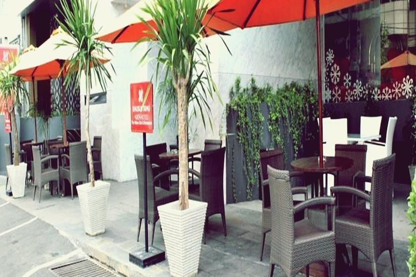 Sotis Hotel Jakarta - Exterior