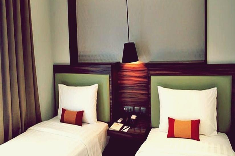 Sotis Hotel Jakarta - Deluxe Room Only Regular Plan
