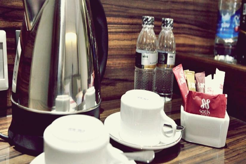 Sotis Hotel Jakarta - Room Amenities