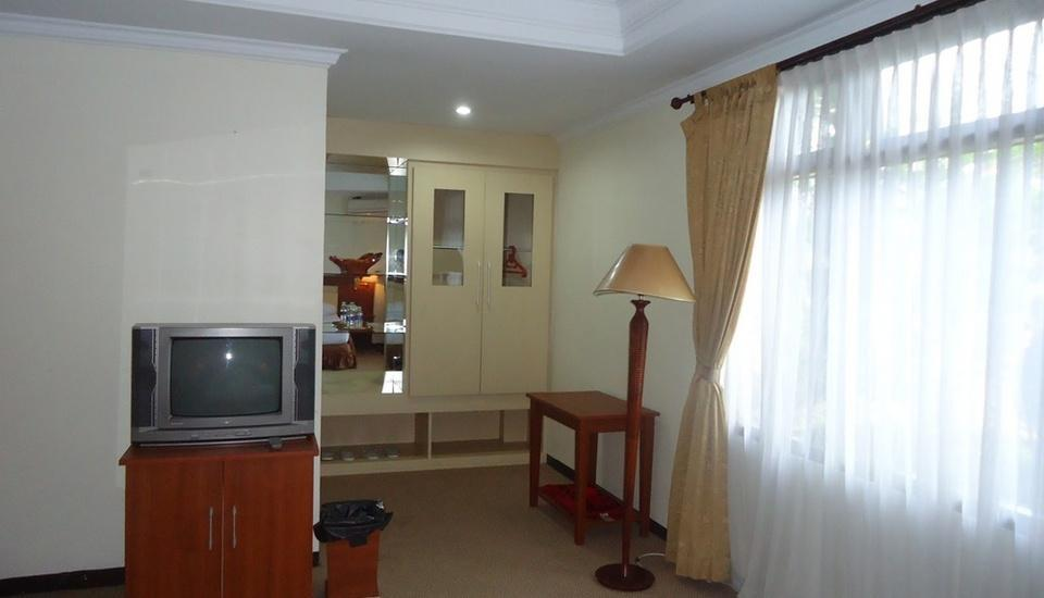 Hotel Semagi Jambi - Kamar Deluxe