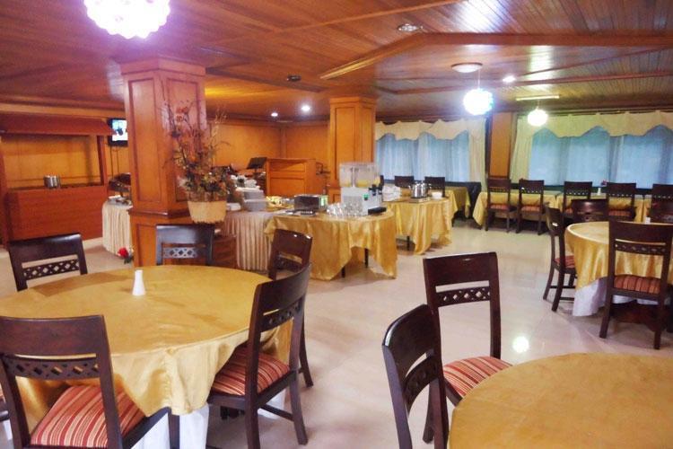 Hotel Semagi Jambi - Restoran