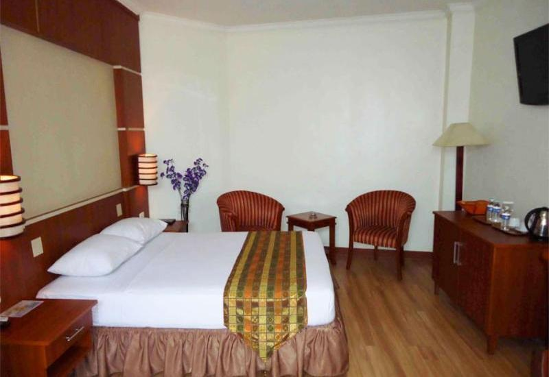 Hotel Semagi Jambi - Superior Room Regular Plan