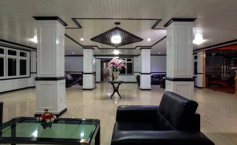 Hotel Semagi Jambi - Lobi