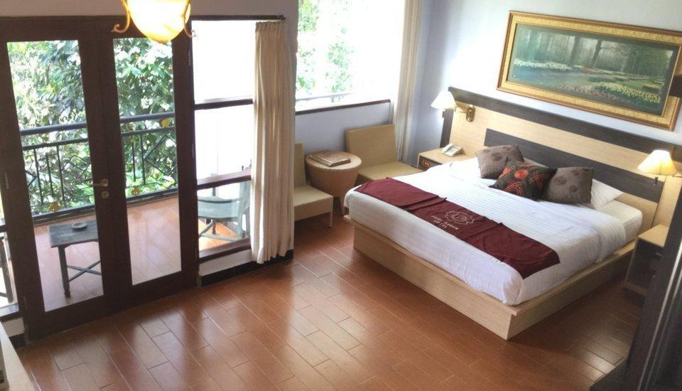 Puri Saron Hotel Gianyar Bali - Suite Pool Villa