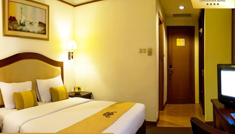 Grand Pasundan Hotel Bandung - Standard Room Regular Plan