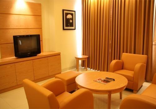 Grand Pasundan Hotel Bandung - Premier Suite