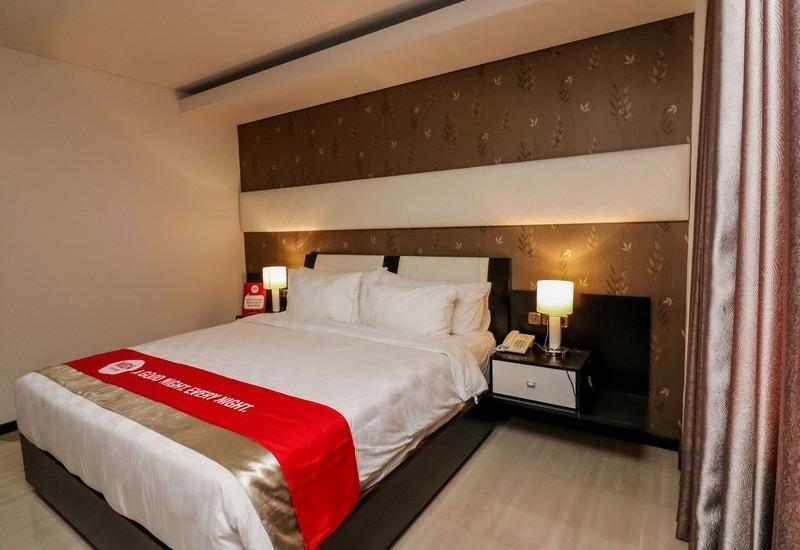NIDA Rooms Umar Barat 339 Denpasar - Kamar tamu