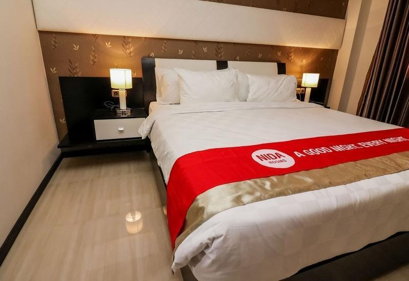 NIDA Rooms Umar Barat 339 Denpasar - Double Room Double Occupancy NIDA  Fantastic Promo