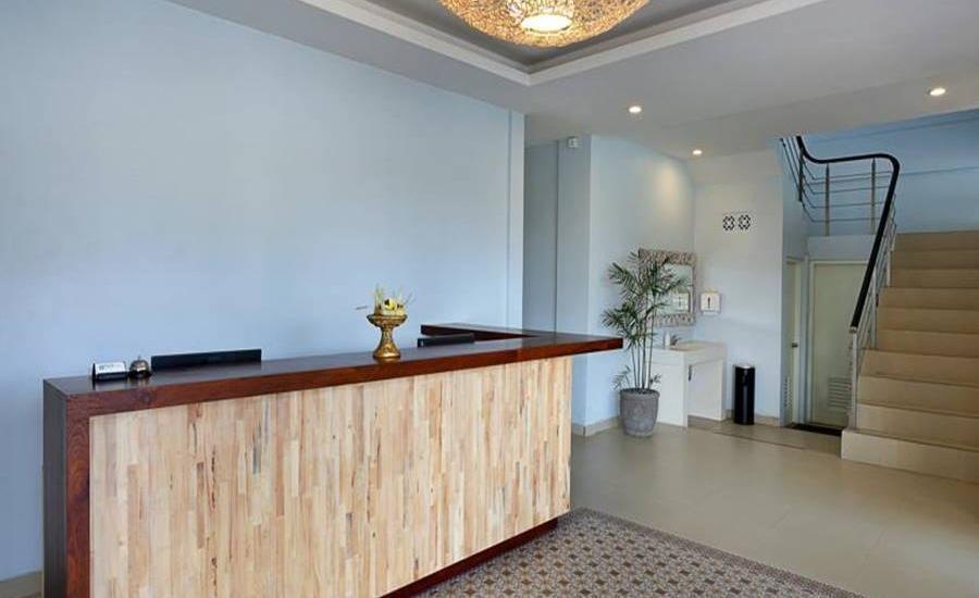 Duo Legian Hotel Bali - Resepsionis