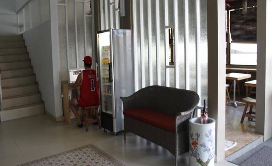 Duo Legian Hotel Bali - Lobi