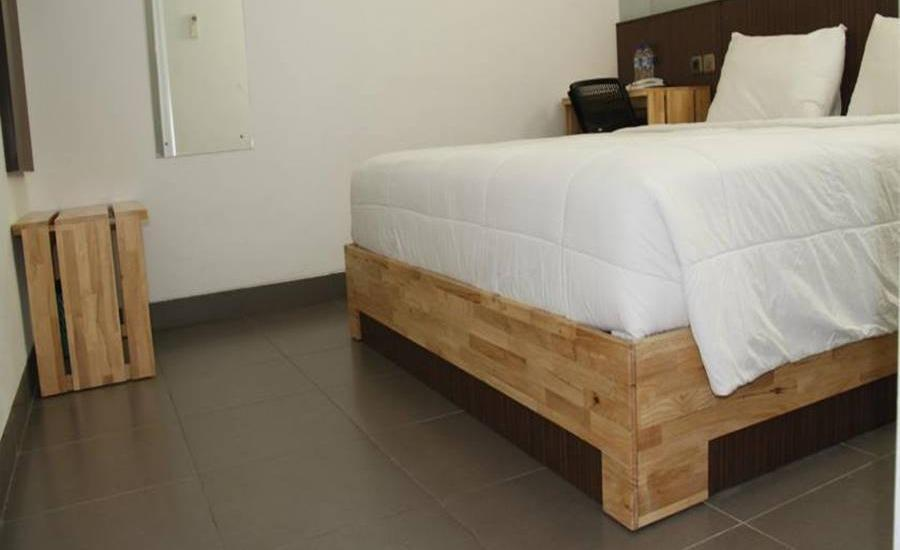 Duo Legian Hotel Bali - Deluxe Room Only Regular Plan