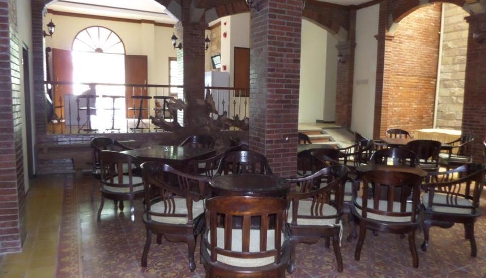 Jacatra Homestay Malang - Interior