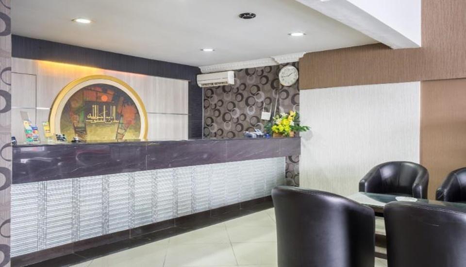 Hotel Grand Darussalam Medan - Lobby