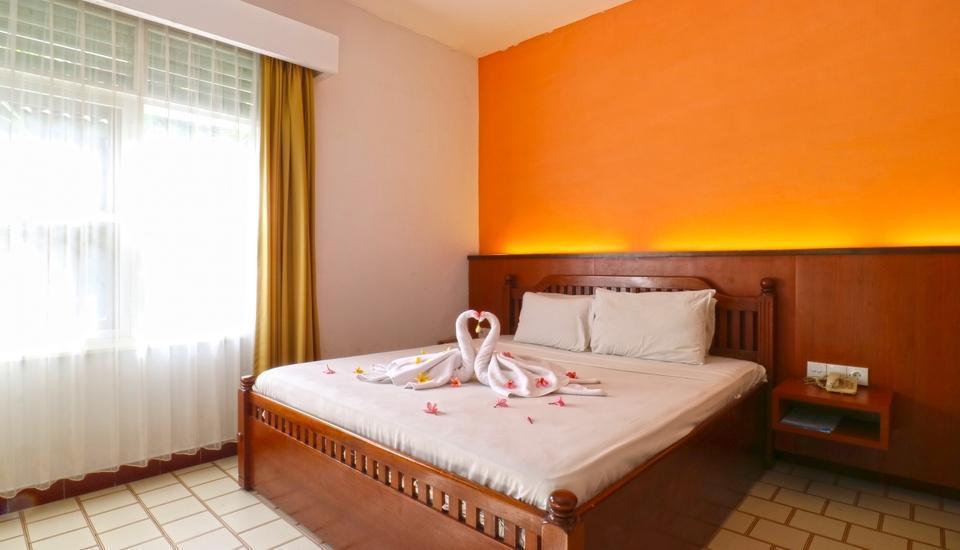 Aquarius Star Hotel Kuta - Bungalow  Room Only Basic Deal 40%