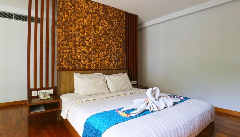 Aquarius Star Hotel Kuta - Lagoon View - Termasuk Sarapan Basic Deal 40%