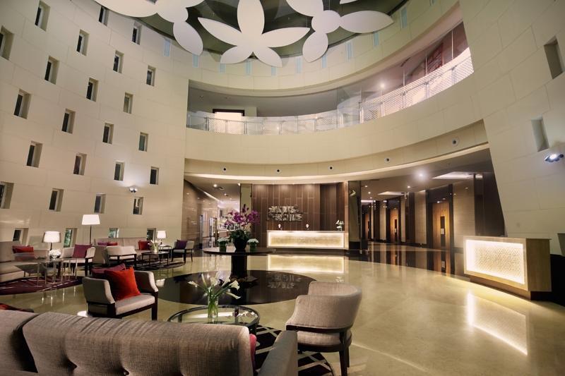 Hotel Allium Tangerang - Lobby