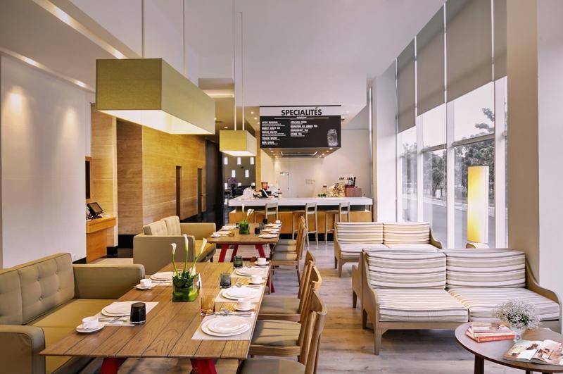 Hotel Allium Tangerang - Paris-Lyon Cafe