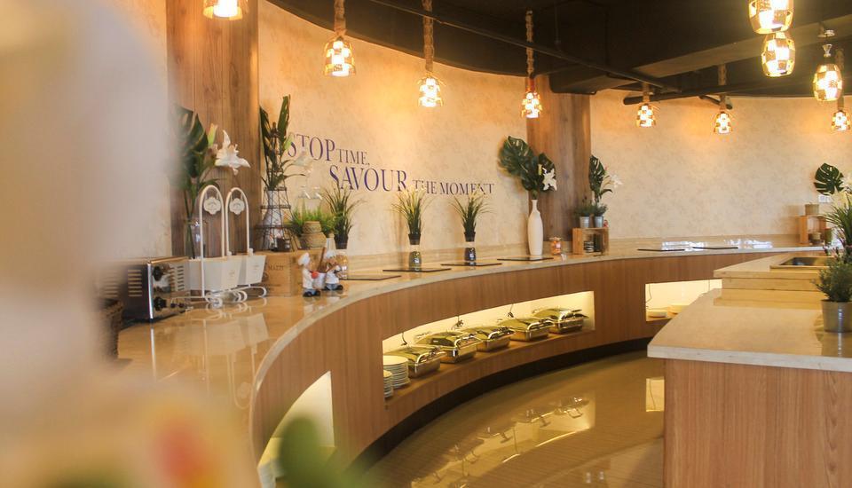 Kyriad Hotel Metro Cipulir Jakarta - Restoran