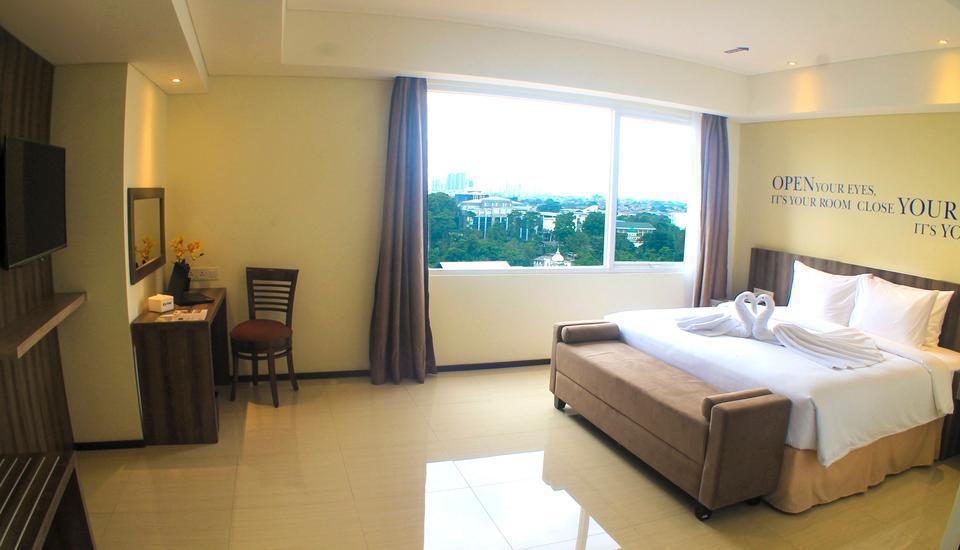 Kyriad Hotel Metro Cipulir Jakarta - Kamar