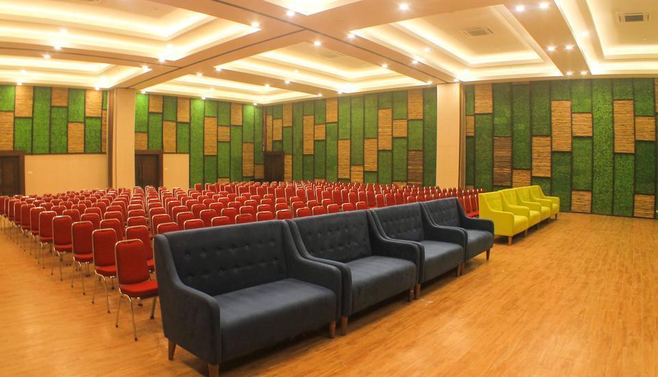 Kyriad Hotel Metro Cipulir Jakarta - Ruang Rapat