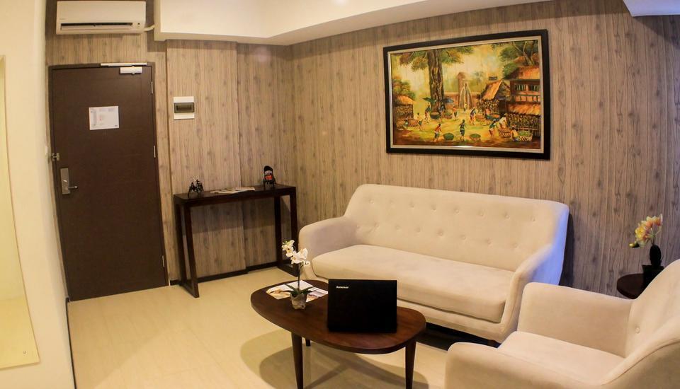 Kyriad Hotel Metro Cipulir Jakarta - Executive Suite Last Minute