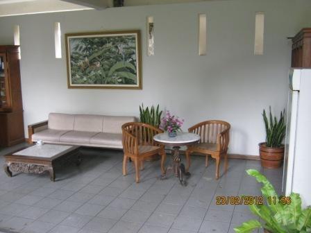 Puri Anandita Bogor - Ruang tamu