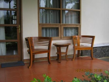 Puri Anandita Bogor - Teras Villa