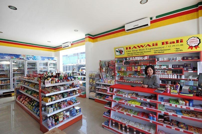 Hawaii Bali Hotel Bali - HB Mart