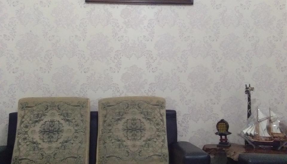 Villa Puri Garden Batu Malang - ruang tamu