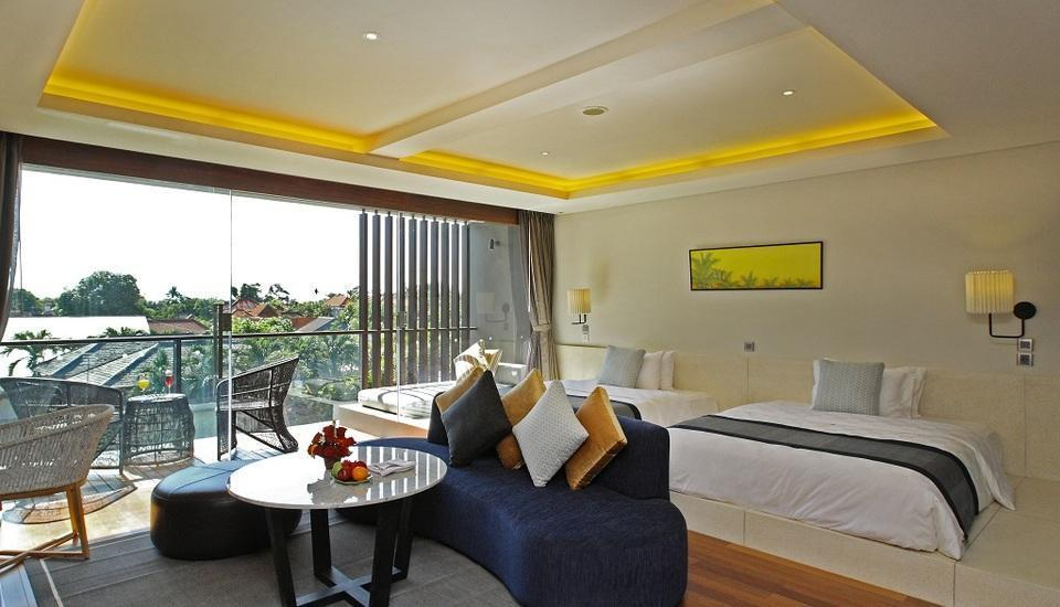 Watermark Hotel Bali - Club Suite Room Only Club Suite - Flash Sale