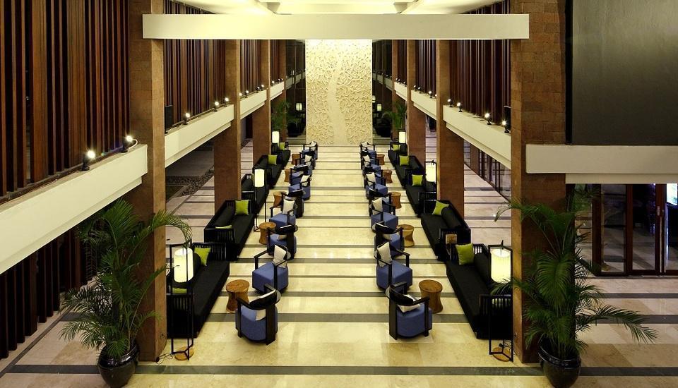 Watermark Hotel Bali - Lobby