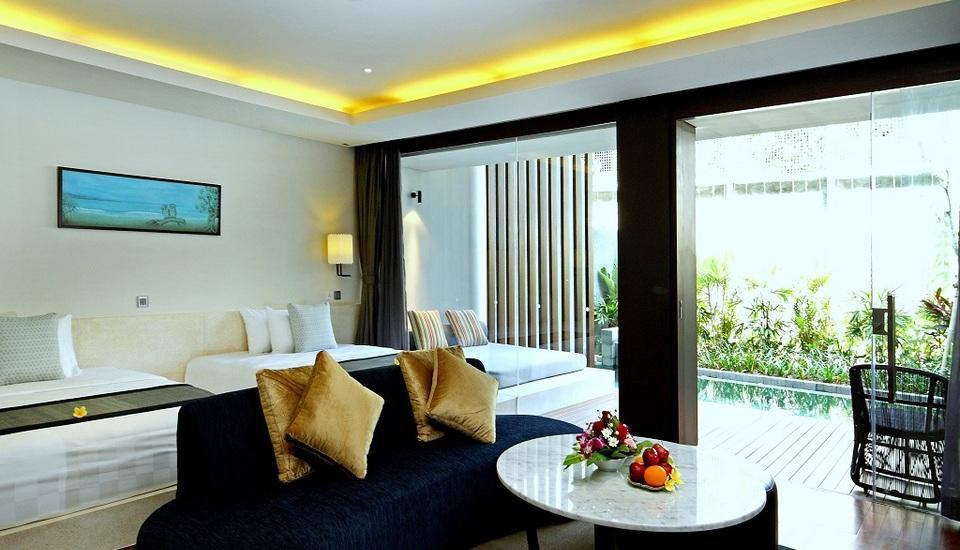 Watermark Hotel Bali - Club Watermark Suite with Private Pool