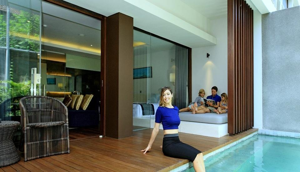 Watermark Hotel Bali - Club Watermark Suite with Private Pool Min Stay 4 - 47% Off
