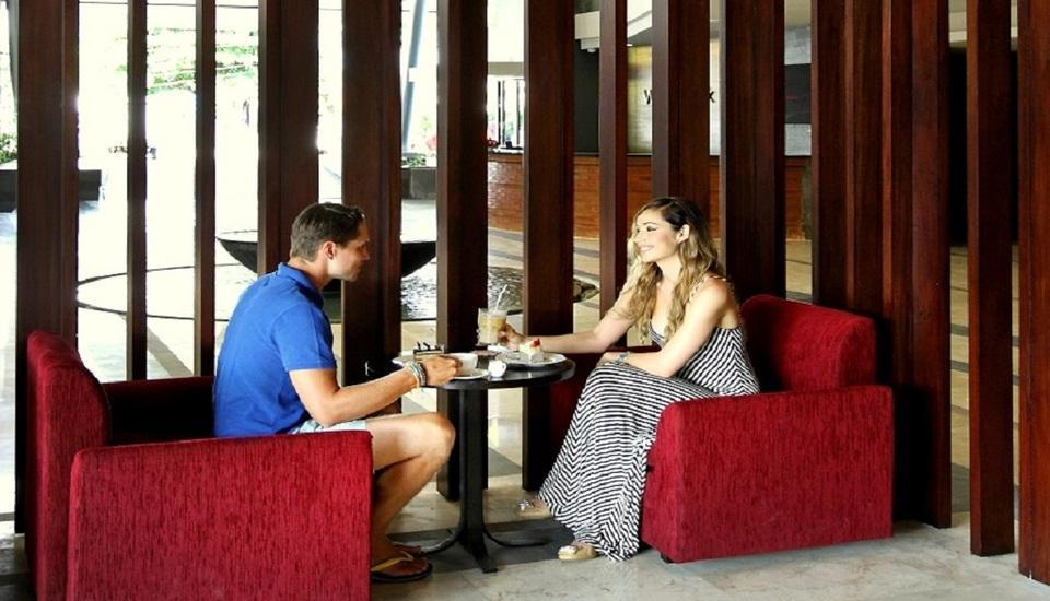 Watermark Hotel Bali - Angelique Cafe