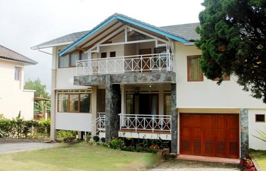 Villa Chamomile II Bandung - Eksterior