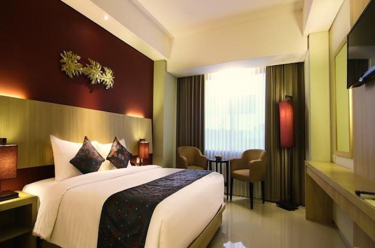 Tinggal Premium at Simpangsiur Kuta - Double Bed