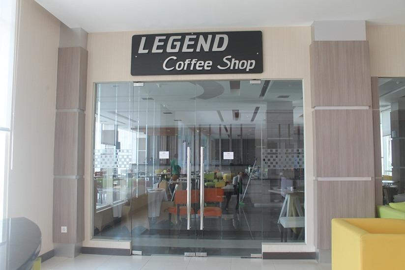 Dalton Hotel Makassar - Legend Coffee Shop
