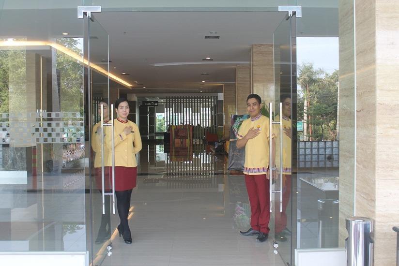 Dalton Hotel Makassar - Ucapan Selamat datang