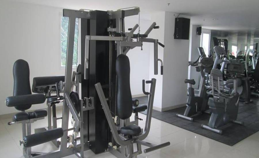 Wood Hotel Bandung - Fitness