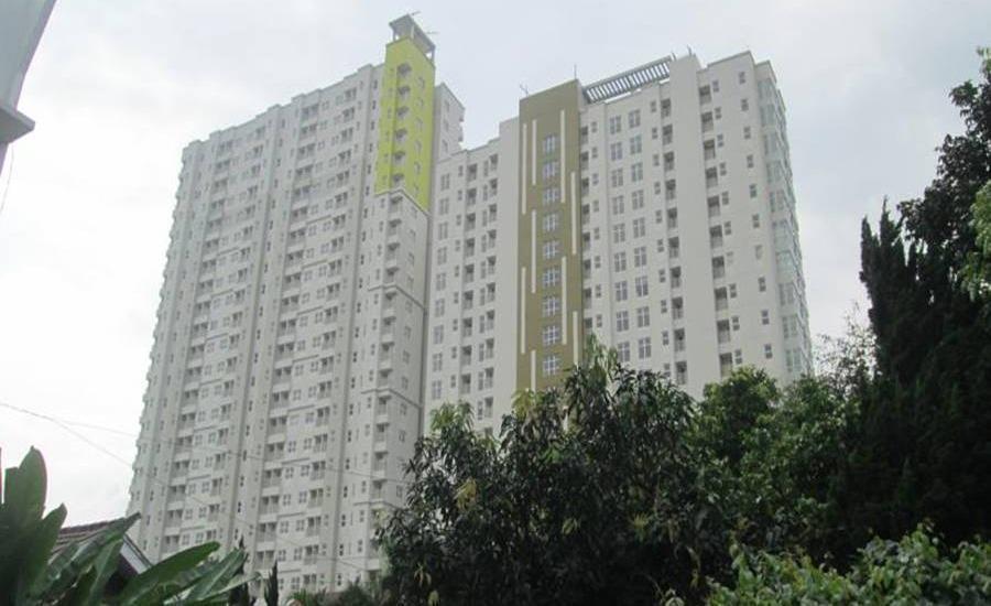 Wood Hotel Bandung - Tampilan Luar Hotel