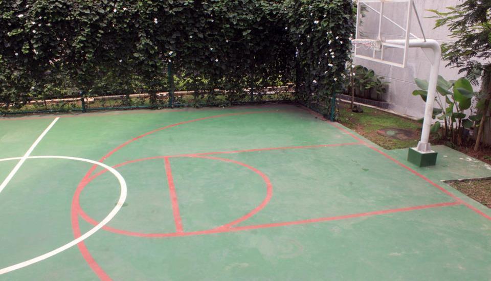 Wood Hotel Bandung - Lapangan Basket