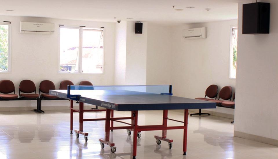 Wood Hotel Bandung - Tenis Meja